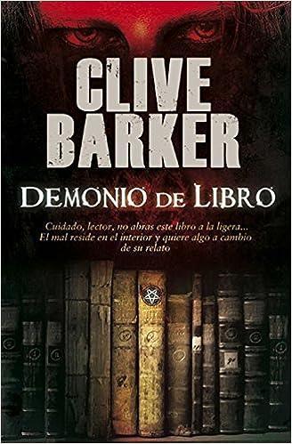 Demonio De Libro Debolsillo Spanish Edition 9788498007077 Barker Clive Books