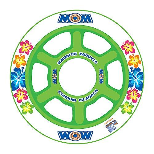 WOW Sports 52709 Green Capacity) Wow 17-2040 Stadium Islander 6 ()