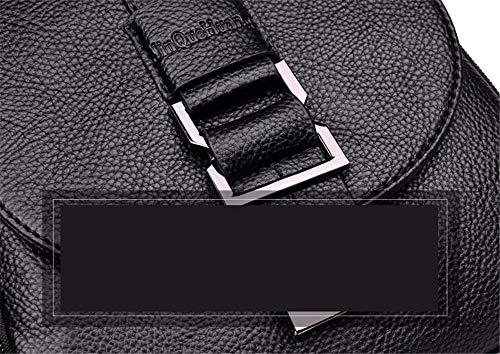 Grande Capienza Zainetto Da A colore 10 Nero All'Aperto Per Di Libero Borsa 26 Il Borse Tempo 32Cm Donna caramello Sportiva Zaino JIUSHIGUANG Sw0Bn8Cq0