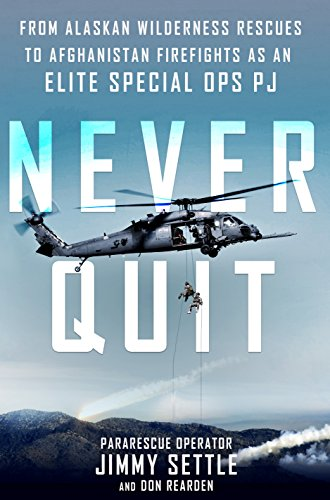 Never Quit by Jimmy Settle and Don Rearden Free PDF Download, Read Ebook Online