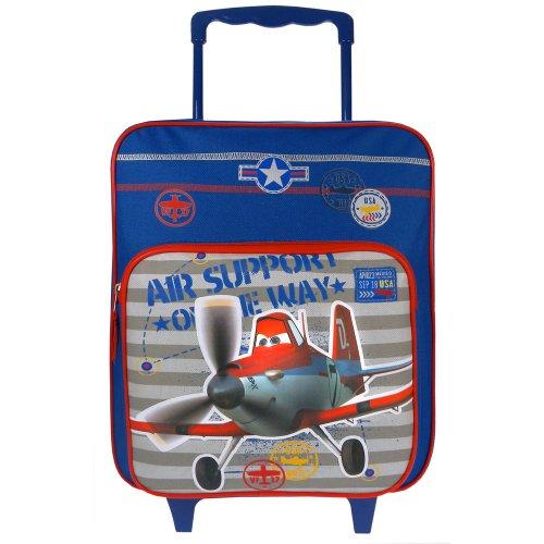 Details zu Disney Planes Trolley & Rucksack 2in1 Kinderkoffer Kinderrucksack / Dusty 216389