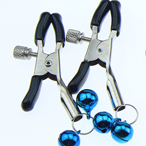 Argus Clothing Ltd.new goods 2pcs/lot Nipple Clamps,Sexy Metal Breast Nipple Clips,Sex toys for Couples,Sex Shop Erotic Flirting Fetish Female Masturbation by Argus Clothing Ltd.