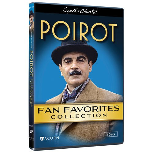 Agatha Christie's Poirot: Fan Favorites Collection -