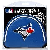 MLB Toronto Blue Jays Mallet Putter Cover, Blue