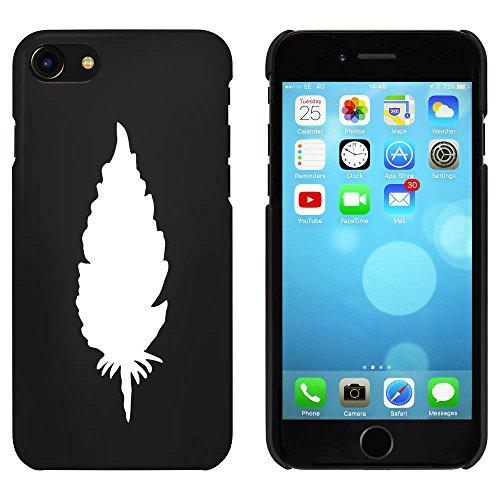Noir 'Plume d'Oiseau' étui / housse pour iPhone 7 (MC00082329)