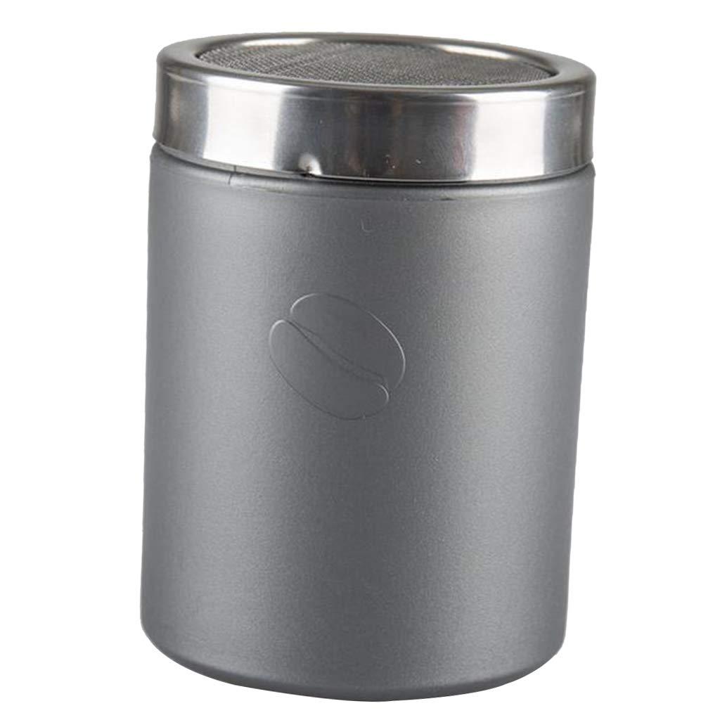 70 x 95 mm Grau F Fityle Mehrzweck Kaffee Shaker