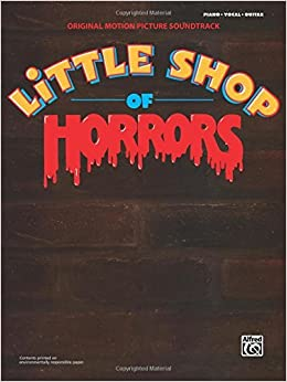Little Shop Of Horrors - Vocal Selections  Sheet Music for