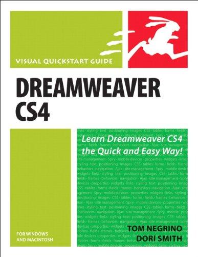 Dreamweaver CS4 for Windows and Macintosh