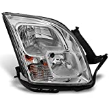 ford fusion headlight assembly - Ford Fusion Clear Chrome Passenger Right Side Headlight Head Lamp Front Light Replacement