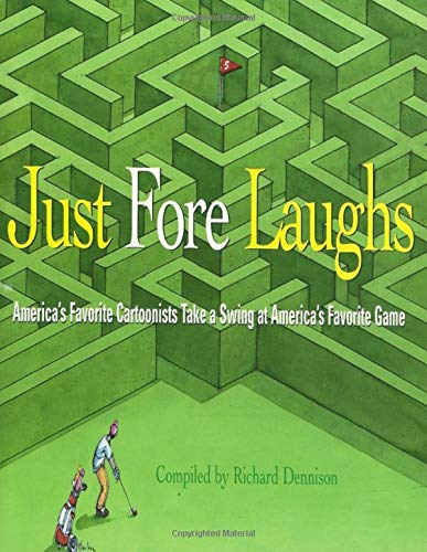 Pdf Comics Just Fore Laughs: America's Favorite Cartoonists Take a Swing at America's Favorite Game