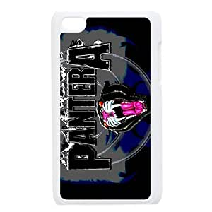 Band PANTERA Cool Lion Custom Design Apple Ipod Touch 4 Hard Case Cover phone Cases Covers