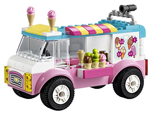 Truck Toys For 3 Year Olds : Lego juniors emma s ice cream truck toy for year
