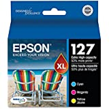 Epson 127 INK, EPSON, EXTRA HIGH CAPACITY CMY