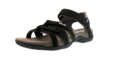 90cc959bfe6203 Teva Women s Tirra Leather Sandal