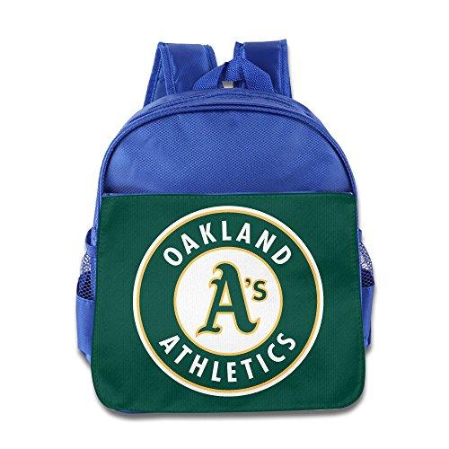 NNTBJ Oakland Athletics Backpack / Kids' School - Jackets Oakley Cheap
