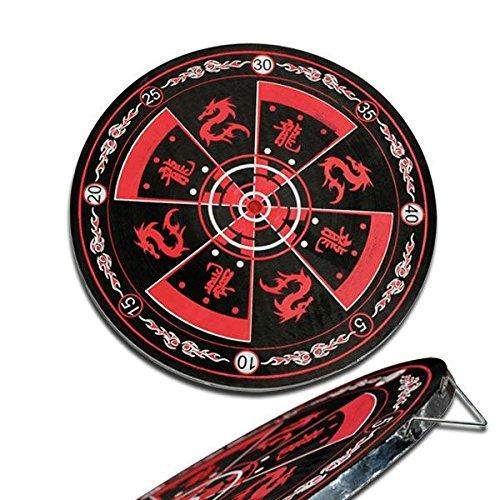 Knife Darts (BladesUSA 4402DR Ninja Training Equipment 14 5/8-Inch)