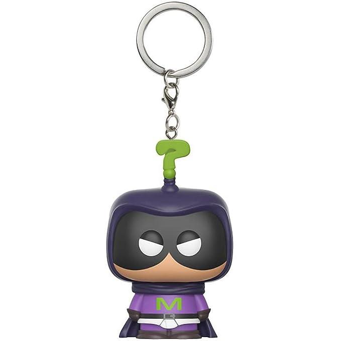 Amazon.com: Funko Mysterion Pocket POP! x South Park Mini ...