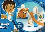 Go Diego Go Hooded Bath Towel for Kids
