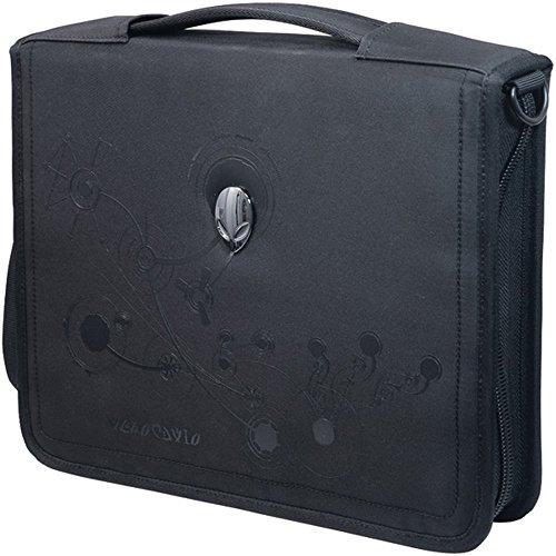 Alienware AWP01 11.6 Netbook Portfolio Case M11x Series Black W/Padded Strap - LIFETIME