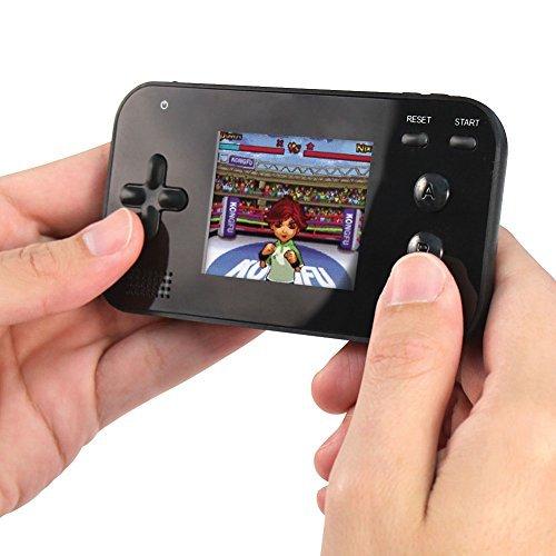 (dreamGEAR Handheld Portable Arcade Video Gaming System - 220 Retro Games Entertainment)