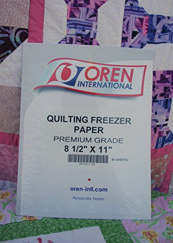 Premium Quilting Freezer Paper Sheets product image