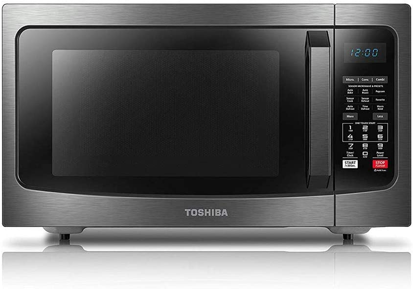 Toshiba EC042A5C-BS Countertop Microwave Oven with Convection