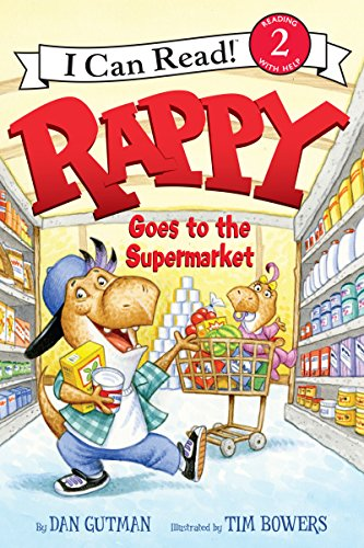 Rappy Goes to the Supermarket (I Can Read Level 2) (Best Music Music For Supermarket)
