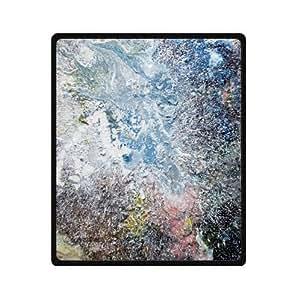 Beautiful Broken Glass,Unique Pattern Design Custom Fleece Blanket 50 x 60 (Medium)