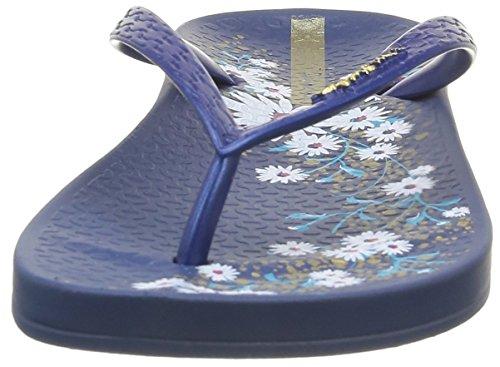 Ipanema 81698 -Chancletas para mujer Azul (21119)