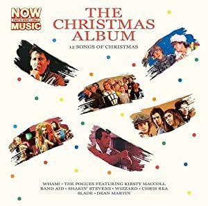 NOW THE CHRISTMAS ALBUM (UK)