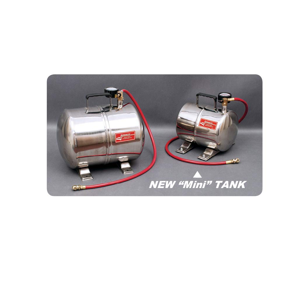 Longacre Racing 52-50305 STD 5GAL Tank NO TPG