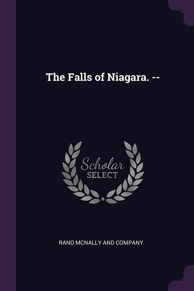 Download The Falls of Niagara. -- PDF