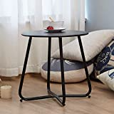 Grand patio Outdoor Steel Side Tables