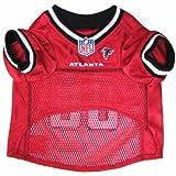 Pets First NFL Atlanta Falcons Jersey, Medium, My Pet Supplies