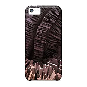 Iphone 5c Hard Case With Awesome Look -