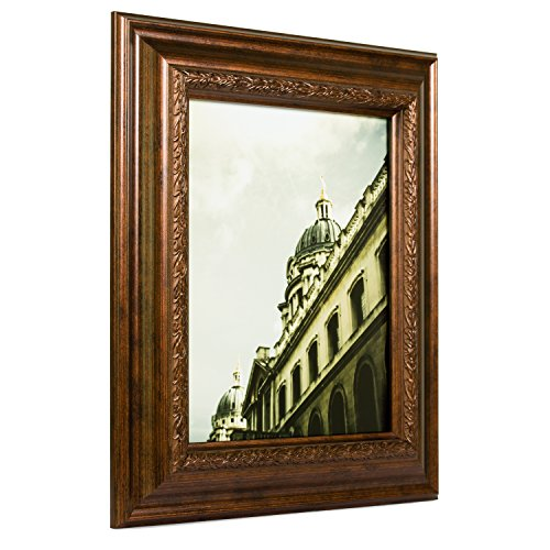 Craig Frames Pompeii, Smoked Bronze Picture Frame, 16 by 20-Inch by Craig Frames