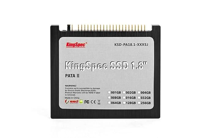 KingSpec - Disco duro SSD para IBM Aez IBM-X40/X41T (1,8