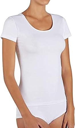 YSABEL MORA Camiseta Interior Mujer: Amazon.es: Ropa y accesorios
