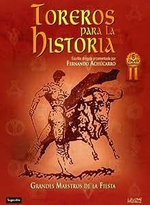 Toreros Para La Historia [DVD]