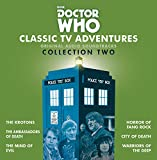 img - for Doctor Who: Classic TV Adventures Collection Two: Six Full-Cast BBC TV Soundtracks book / textbook / text book