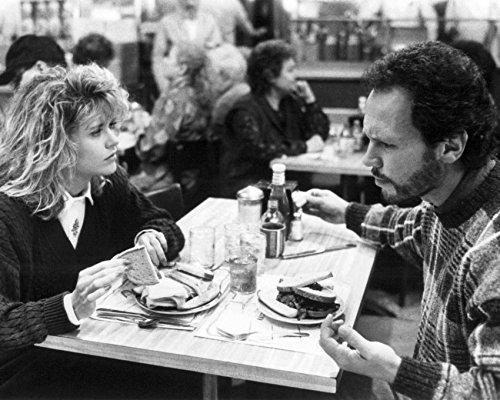 When Harry Met Sally.. Meg Ryan Billy Crystal 16x20 Canvas (When Harry Met Sally Poster)