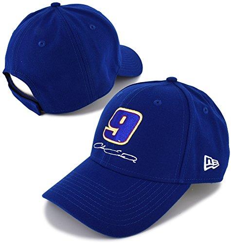 New-Era Chase Elliott 2018 Blue Big Number #9 NASCAR Hat