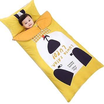 Yhz@ Saco De Dormir para BebéS, NiñOs Primavera Y OtoñO, Invierno, Engrosamiento