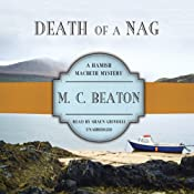 Death of a Nag: Hamish Macbeth Mysteries, No. 11 | M. C. Beaton
