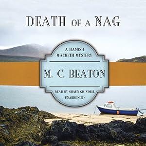 Death of a Nag Audiobook