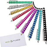 Eco-Fused Universal Polka Dot Stylus Pen for iOS Devices and Android Tablets