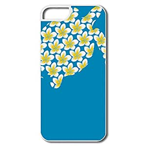 Beautiful Flower Hard Fantastic Cover For IPhone 5/5s