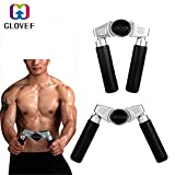 GLOVEF Hand Grip Strengthener Strength Trainer,adjustable wrist force, can exercise the chest, abdomen, biceps, easy to carry, suitable for all occasions, unisex.