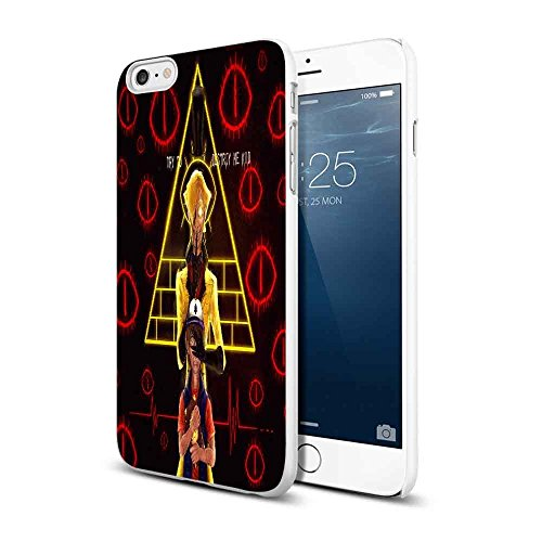 Gravity Falls,Dipper Pines For iPhone 6/6s White Case