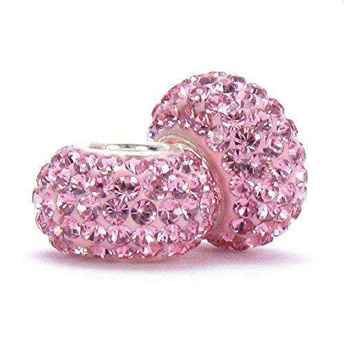 Set of 2 - Bella Fascini Pink